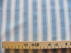 画像3: 「即納J」はぎれ70×50:ルーアン(ストライプ、水色)/ 95g (3)