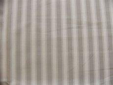 画像7: 「J即納」はぎれ70×50:ルーアン(ストライプ、グレージュ) (7)