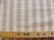 画像3: 「J即納」はぎれ70×50:ルーアン(ストライプ、グレージュ) (3)