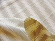 画像6: 「J即納」はぎれ70×50:ルーアン(ストライプ、グレージュ) (6)