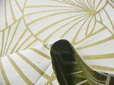画像6: 「即納F」はぎれ70×50:睡蓮(ゴールド) / 120g (6)