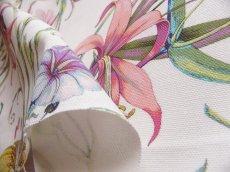 画像6: 「即納J/即納F」はぎれ68x50:カルロッタ(ホワイトベース、ピンク・イエロー)/105g (6)