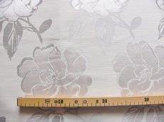 画像2: 「即納F」はぎれ68x50:バルドー(シルバー)/130g (2)