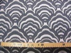 画像3: 「即納J」はぎれ70×50:オーサカ(ジャカード、グレイ)/120g (3)