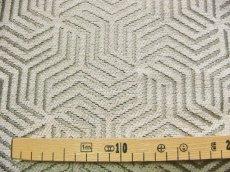 画像3: 「即納F」はぎれ69×50:ヴェルティゴ(ジャカード、ナチュラル)/155g (3)