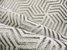 画像5: 「即納F」はぎれ69×50:ヴェルティゴ(ジャカード、ナチュラル)/155g (5)