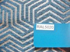 画像10: 「即納F」はぎれ69×50:ヴェルティゴ(ジャカード、ブルーパン)/155g (10)