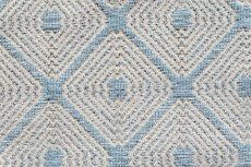 画像12: 「即納F」はぎれ70×50:ロレンザッチオ(ジャカード、ブルー・アクア)/180g (12)