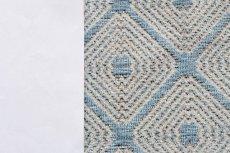 画像8: 「即納F」はぎれ70×50:ロレンザッチオ(ジャカード、ブルー・アクア)/180g (8)