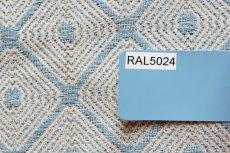 画像4: 「即納F」はぎれ70×50:ロレンザッチオ(ジャカード、ブルー・アクア)/180g (4)