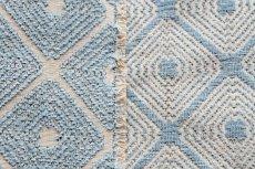 画像10: 「即納F」はぎれ70×50:ロレンザッチオ(ジャカード、ブルー・アクア)/180g (10)
