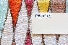画像9: 「即納J」はぎれ69×50:イタリアーノ(ジャカード、空色、オレンジ、イエロー)/225g (9)