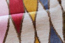 画像7: 「F在庫」はぎれ69×50:イタリアーノ(ジャカード、ピンク、オリーヴ、ブルー)/225g (7)