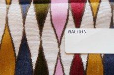 画像14: 「F在庫」はぎれ69×50:イタリアーノ(ジャカード、ピンク、オリーヴ、ブルー)/225g (14)