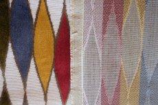 画像15: 「F在庫」はぎれ69×50:イタリアーノ(ジャカード、ピンク、オリーヴ、ブルー)/225g (15)