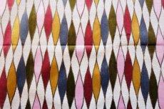 画像8: 「F在庫」はぎれ69×50:イタリアーノ(ジャカード、ピンク、オリーヴ、ブルー)/225g (8)