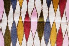 画像10: 「F在庫」はぎれ69×50:イタリアーノ(ジャカード、ピンク、オリーヴ、ブルー)/225g (10)