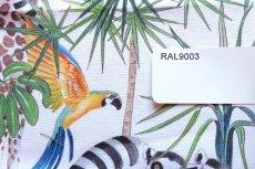 画像6: 「取寄せ」布:ジャングル(クリームベース) (6)