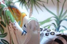 画像8: 「取寄せ」布:ジャングル(クリームベース) (8)