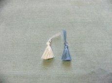 画像4: 「取寄せ」布:ドゥスール(色番27)ベロア空色 /500g (4)