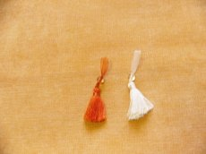 画像4: 「取寄せ」布:ドゥスール(色番43)ベロアマーマレード /500g (4)