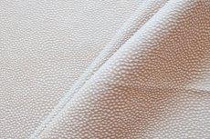 画像5: 「移動中」はぎれ70×50:ベルーガ (ジャカード、麻色 )/115g (5)