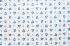 画像1: 「F在庫」はぎれ80x50:アヴィニヨン(プロヴァンス風、白ベース・ブルー)/80g (1)