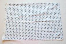 画像2: 「F在庫」はぎれ80x50:アヴィニヨン(プロヴァンス風、白ベース・ブルー)/80g (2)