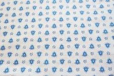 画像8: 「F在庫」はぎれ80x50:アヴィニヨン(プロヴァンス風、白ベース・ブルー)/80g (8)