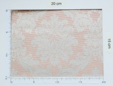 画像3: 「即納F」はぎれ70x50:リシュリュー(ダマスク、 ベビーピンク)/135g (3)