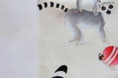 画像9: 「取寄せ」布:サーカスパレード(クリームベース) (9)