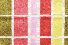 画像11: 「即納F」はぎれ68×50:ユージーン(ジャカード、チェック、ピンク・オリーブ)/220g (11)