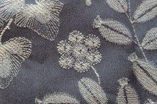 画像12: 「即納J」はぎれ70×50:フェニックス(ジャカード、黒)/115g (12)