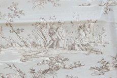 画像14: 「即納J」はぎれ70×50:Thevenon四季(グレイベース)/105g (14)