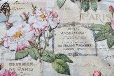 画像10: 「即納J」はぎれ70x50:オー・ド・コロン(ホワイトベース、蝶、花) /90g (10)