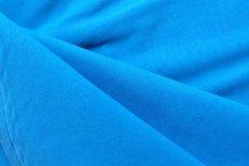 画像3: 「移動中」 はぎれ75×50:薄手コットン無地(色番55 トラフィックブルー)/75g (3)