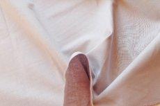 画像4: 「即納J」 はぎれ75×50:薄手コットン無地(色番67 シグナルグレイ)/75g (4)