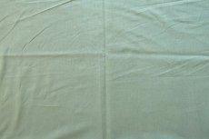 画像1: 「即納J」 はぎれ75×50:薄手コットン無地(色番83 パティーナグリーン)/75g (1)
