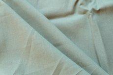 画像3: 「F在庫」 はぎれ75×50:薄手コットン無地(色番83 パティーナグリーン)/75g (3)