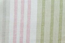 画像6: 「即納F」はぎれ68×50:バーリントン(ストライプ、ヴィンテージ、ピンク・水色・グリーン)/80g (6)