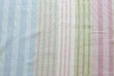画像16: 「即納F」はぎれ68×50:バーリントン(ストライプ、ヴィンテージ、ピンク・水色・グリーン)/80g (16)