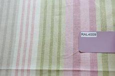 画像12: 「即納F」はぎれ68×50:バーリントン(ストライプ、ヴィンテージ、ピンク・水色・グリーン)/80g (12)