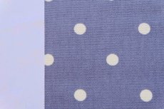 画像8: 「即納F」はぎれ68×50:フルストップ(ドット、デニム)/85g (8)