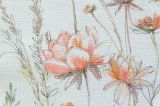 画像13: 「即納J」はぎれ69×50:マリー(ハーベストベージュ、オレンジ)/100g (13)