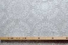 画像4: 「移動中」はぎれ69×50:ドリームキャッチャー(ジャカード、クラウドグレイ) /113g (4)