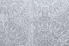 画像11: 「移動中」はぎれ69×50:ドリームキャッチャー(ジャカード、クラウドグレイ) /113g (11)