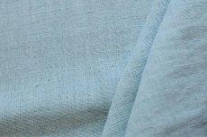 画像1: 「取寄せ」布:ラーヴ(色番50ブルーグレイ、麻)/ 430g (1)