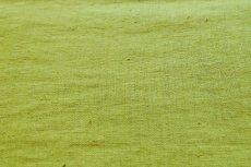 画像2: 「J即納」はぎれ70×50:ラーヴ(色番92アニスグリーン、麻) (2)