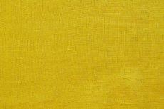 画像3: 「F在庫」はぎれ70×50:ラーヴ(色番94マスタード、麻) (3)