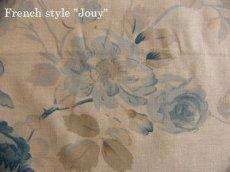 画像9: 「即納J/F」布:フルールマノン(シャンブレーブルー)長さ50cm単位 /80g (9)